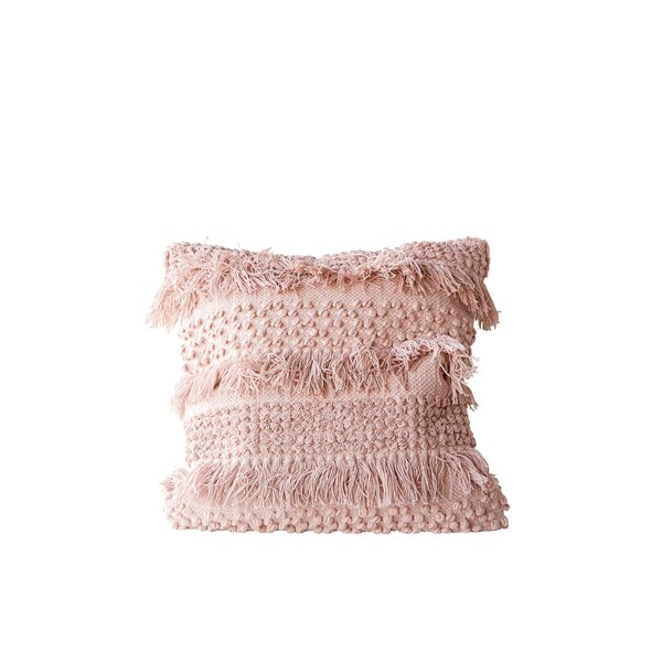 Calliope 100% Cotton Throw Pillow by Mistana| @ $58.50